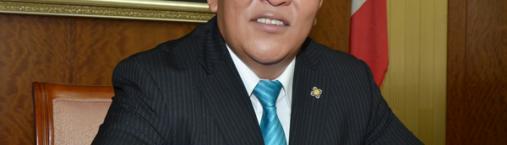 """ЖУГАМО Нийгэмлэгийн Ерөнхийлөгч Д.Ганхуяг Японы эзэн хааны нэрэмжит """"Мандах нар"""" одонгоор шагнагдах нь"""
